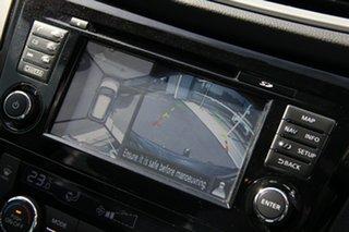 2015 Nissan X-Trail ST-L N-TREK Blue 6 Speed Automatic Wagon