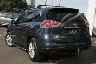 2015 Nissan X-Trail ST-L N-TREK Blue 6 Speed Automatic Wagon.