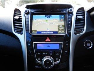 2013 Hyundai i30 GD2 SR Grey 6 Speed Sports Automatic Hatchback