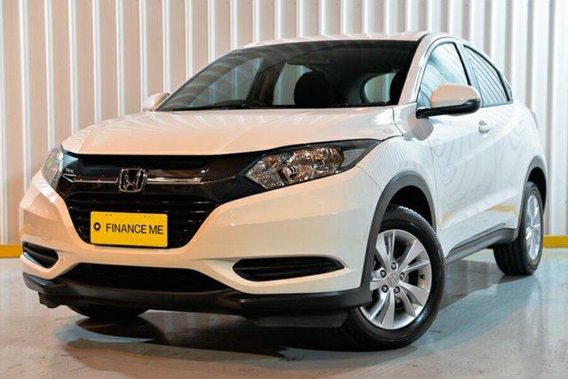 Used Honda HR-V MY15 VTi, 2015 Honda HR-V MY15 VTi White 1 Speed Constant Variable Hatchback