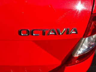 2015 Skoda Octavia NE MY16 Ambition DSG 110TSI Red 7 Speed Sports Automatic Dual Clutch Wagon