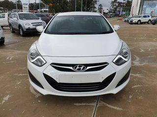 2014 Hyundai i40 VF2 Active White 6 Speed Sports Automatic Sedan.