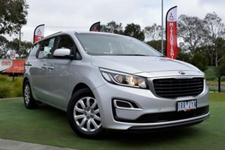 2018 Kia Carnival YP MY18 S Silver 6 Speed Sports Automatic Wagon.