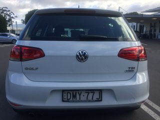 2016 Volkswagen Golf VII MY17 92TSI DSG White 7 Speed Sports Automatic Dual Clutch Hatchback
