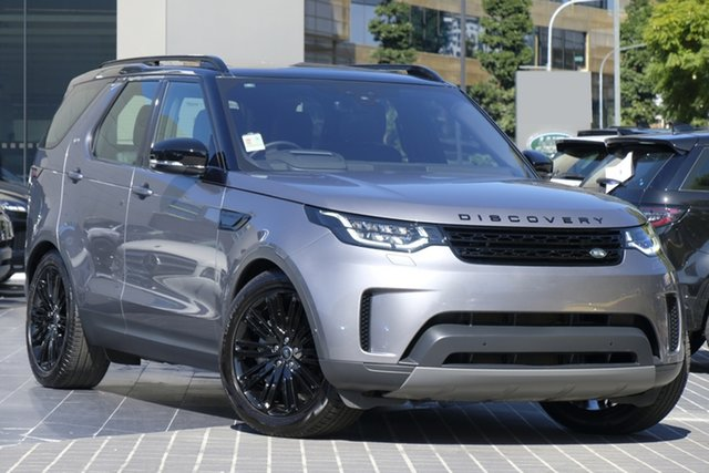Demo Land Rover Discovery Series 5 L462 MY20 SE Newstead, 2019 Land Rover Discovery Series 5 L462 MY20 SE Eiger Grey 8 Speed Sports Automatic Wagon
