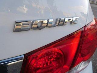 2015 Holden Cruze JH Series II MY15 Equipe White 5 Speed Manual Sedan