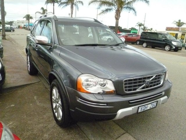 Used Volvo XC90 P28 MY09 LE, 2009 Volvo XC90 P28 MY09 LE Grey 6 Speed Sports Automatic Wagon