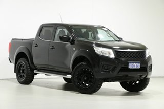 2019 Nissan Navara D23 Series 4 MY19 SL (4x4) Black 7 Speed Automatic Dual Cab Pick-up.