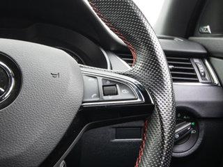 2016 Skoda Octavia NE MY16 RS 162 TSI Black 6 Speed Direct Shift Wagon