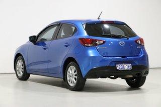 2014 Mazda 2 DJ Maxx Blue 6 Speed Manual Hatchback