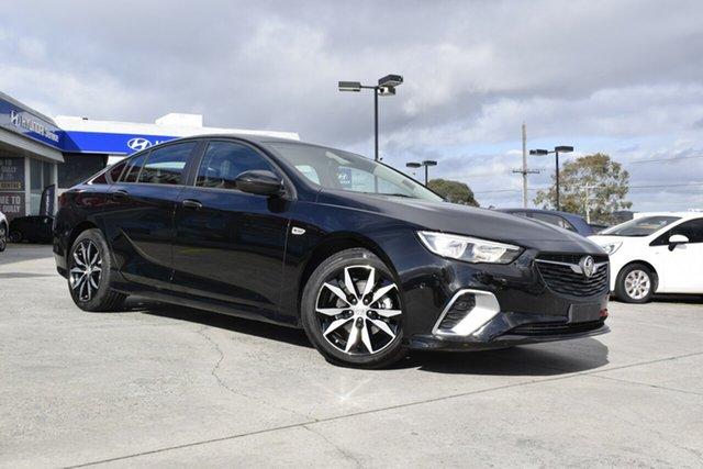 Used Holden Commodore ZB MY19.5 RS Liftback, 2019 Holden Commodore ZB MY19.5 RS Liftback Black 9 Speed Sports Automatic Liftback