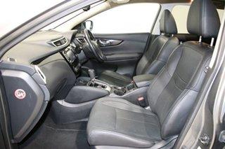 2017 Nissan Qashqai J11 TI Grey Continuous Variable Wagon