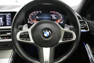 2019 BMW 320d F30 LCI M Sport Portimao Blue 8 Speed Auto Steptronic Sport Sedan