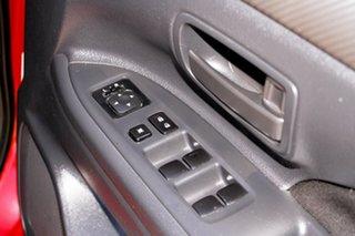 2015 Mitsubishi Outlander ZJ MY14.5 ES 4WD Red 6 Speed Constant Variable Wagon