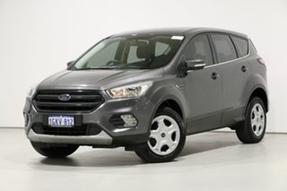 2017 Ford Escape ZG Ambiente (FWD) Grey 6 Speed Automatic Wagon.