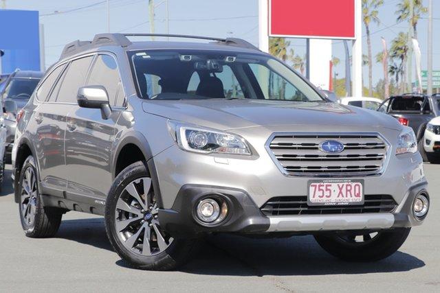 Used Subaru Outback B6A MY17 2.5i CVT AWD Premium, 2017 Subaru Outback B6A MY17 2.5i CVT AWD Premium Gold 6 Speed Constant Variable Wagon