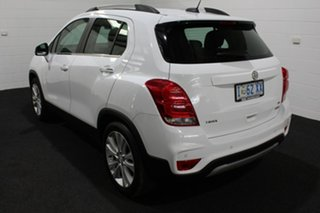 2018 Holden Trax TJ MY19 LTZ White 6 Speed Automatic Wagon.