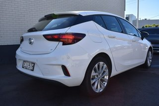 2018 Holden Astra BK MY18.5 R White 6 Speed Sports Automatic Hatchback