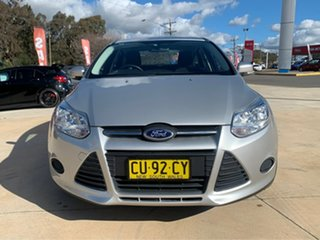 2013 Ford Focus Ambiente Silver Sports Automatic Dual Clutch Sedan.