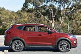 2020 Hyundai Tucson TL4 MY20 Active 2WD Gemstone Red 6 Speed Automatic Wagon.