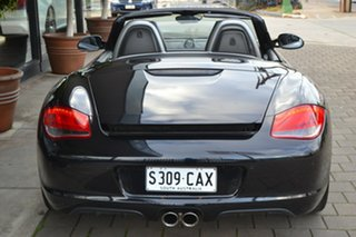 2011 Porsche Boxster 987 MY11 PDK Black 7 Speed Sports Automatic Dual Clutch Convertible