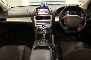 2009 Ford Falcon FG XR6T Maroon 6 Speed Auto Seq Sportshift Sedan