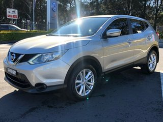 2015 Nissan Qashqai J11 TS Grey 1 Speed Constant Variable Wagon