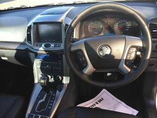 2013 Holden Captiva CG MY12 5 (4x4) Grey 6 Speed Automatic Wagon