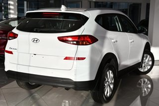 2020 Hyundai Tucson TL4 MY21 Active 2WD Pure White 6 Speed Manual Wagon.