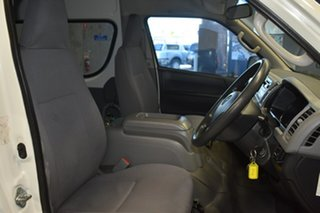 2007 Toyota HiAce KDH223R MY07 Commuter White 4 Speed Automatic Bus