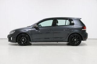 2012 Volkswagen Golf 1K MY12 GTD Grey 6 Speed Manual Hatchback