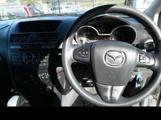 2012 Mazda BT-50 XT Hi-Rider (4x2) White 6 Speed Automatic Dual Cab Utility