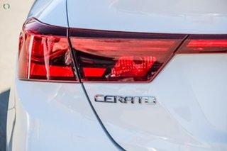 2020 Kia Cerato BD MY20 S Ud 6 Speed Sports Automatic Sedan