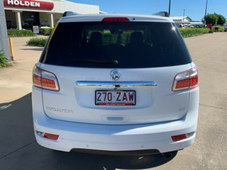 2019 Holden Trailblazer RG MY20 LTZ White 6 Speed Sports Automatic Wagon.