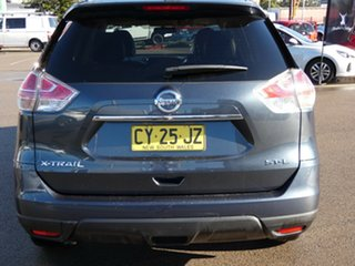 2016 Nissan X-Trail T32 ST-L X-tronic 2WD Blue 7 Speed Constant Variable Wagon