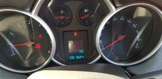 2010 Holden Cruze JG CD Silver 6 Speed Sports Automatic Sedan