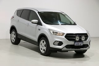 2017 Ford Escape ZG Ambiente (FWD) Silver 6 Speed Automatic Wagon