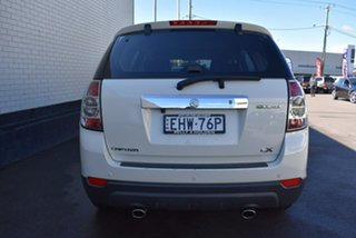2012 Holden Captiva CG Series II MY12 7 AWD CX White 6 Speed Sports Automatic Wagon