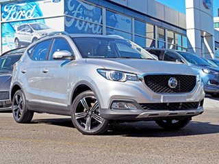 2019 MG ZS AZS1 MY19 Excite Plus 2WD Silver 6 Speed Automatic Wagon.