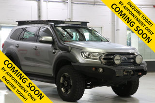 2015 Ford Everest UA Trend Graphite 6 Speed Automatic Wagon.