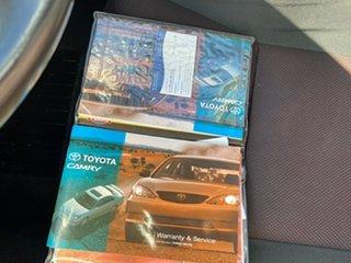 2004 Toyota Camry ACV36R Sportivo Black 4 Speed Automatic Sedan