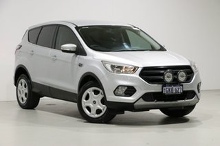 2017 Ford Escape ZG Ambiente (FWD) Silver 6 Speed Automatic Wagon.