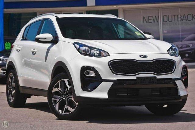 Demo Kia Sportage QL MY20 SX 2WD, 2019 Kia Sportage QL MY20 SX 2WD Ud 6 Speed Manual Wagon