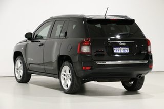 2013 Jeep Compass MK MY12 Limited (4x4) Black Continuous Variable Wagon