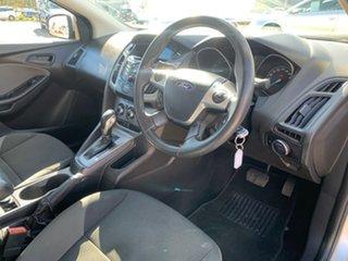 2013 Ford Focus Ambiente Silver Sports Automatic Dual Clutch Sedan