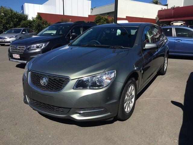 Used Holden Commodore VF II MY16 Evoke Sportwagon, 2016 Holden Commodore VF II MY16 Evoke Sportwagon Grey 6 Speed Sports Automatic Wagon