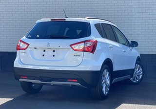 2020 Suzuki S-Cross JY Turbo White 6 Speed Sports Automatic Hatchback