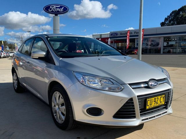 Used Ford Focus  Ambiente, 2013 Ford Focus Ambiente Silver Sports Automatic Dual Clutch Sedan