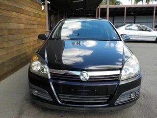 2006 Holden Astra AH MY07 CDTi Black 6 Speed Manual Hatchback