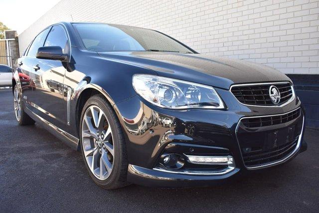 Used Holden Commodore VF MY14 SS V, 2014 Holden Commodore VF MY14 SS V Black 6 Speed Sports Automatic Sedan